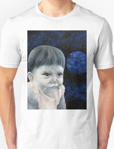 Avoidance of the Fiery Stellar Furnace Unisex T-Shirt