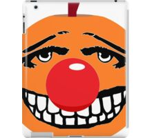 Mr Halloween Red Nose iPad Case/Skin