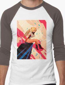 Mercy Overwatch  Men's Baseball ¾ T-Shirt