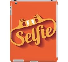 Selfie Design Element EPS 10 vector iPad Case/Skin