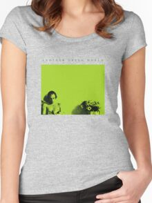 Greenworld Women's Fitted Scoop T-Shirt
