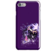 Nights Star Background iPhone Case/Skin