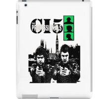 the Professionals iPad Case/Skin