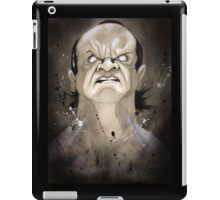 Undertaker: Praise Him. iPad Case/Skin