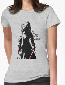 Arya Stark of Winterfell Womens Fitted T-Shirt