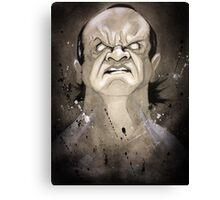 Undertaker: Praise Him. Canvas Print