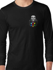 Pocket Sans Long Sleeve T-Shirt