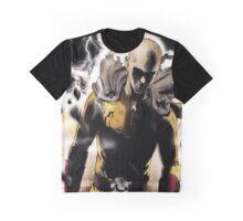 One Punch-Man - Saitama Graphic T-Shirt