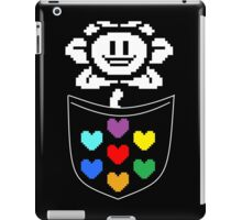Pocket Flowey iPad Case/Skin