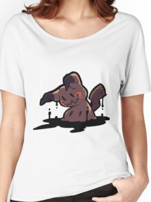 Pika-BOO Women's Relaxed Fit T-Shirt