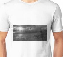 Prairie Celebrations - BW Unisex T-Shirt