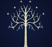 Lord of the Rings Tree Design Sticker