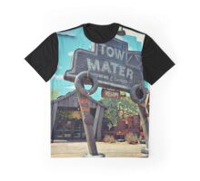 Tow Mater Towing & Salvage Graphic T-Shirt