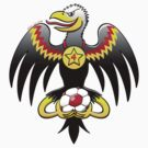 Germany's Eagle Soccer Champion by Zoo-co