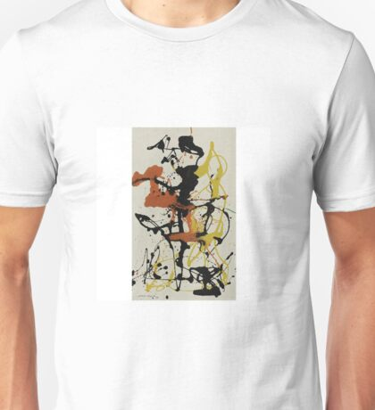 Number 26 by Pollock  Unisex T-Shirt