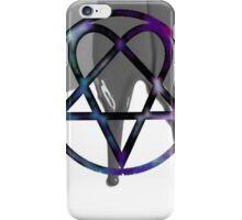 Heartogram galaxy iPhone Case/Skin