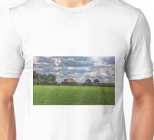 Homestead on the Prairies Unisex T-Shirt