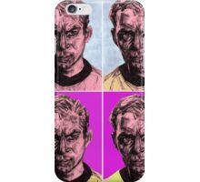 Pop Kirk iPhone Case/Skin