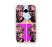 Pop Kirk Samsung Galaxy Case/Skin