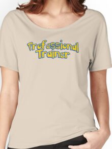 Pro Trainer (Color) Women's Relaxed Fit T-Shirt