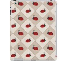 Ladybug Pattern iPad Case/Skin
