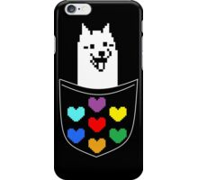 Pocket dog iPhone Case/Skin