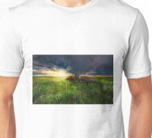 Running on Empty Unisex T-Shirt