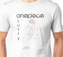 Luffy Line Unisex T-Shirt