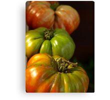 Tomato #2 Canvas Print