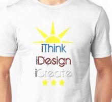 think design create Unisex T-Shirt