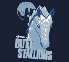 The Hyperion ButtStallions by Dan Camilleri