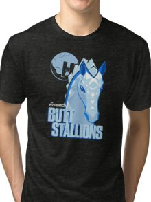 The Hyperion ButtStallions Tri-blend T-Shirt