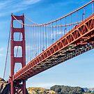 Golden Gate Bridge by dbvirago