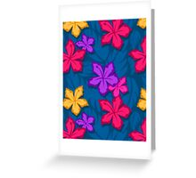 Meghan Floral Pattern Greeting Card