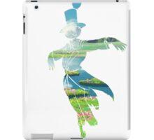 Howls Moving Castle iPad Case/Skin