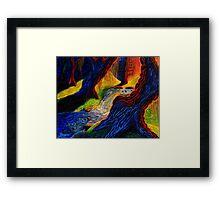 Dead Forest Framed Print