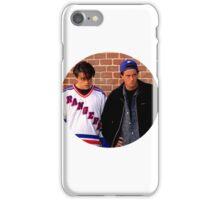 Friends TV Chandler Joey iPhone Case/Skin