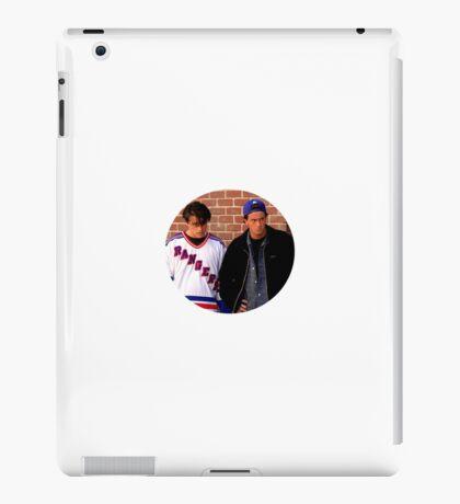 Friends TV Chandler Joey iPad Case/Skin