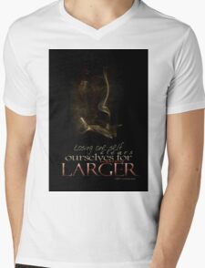 The Clearing © Vicki Ferrari Mens V-Neck T-Shirt