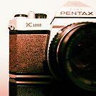 Pentax K1000 by letterw