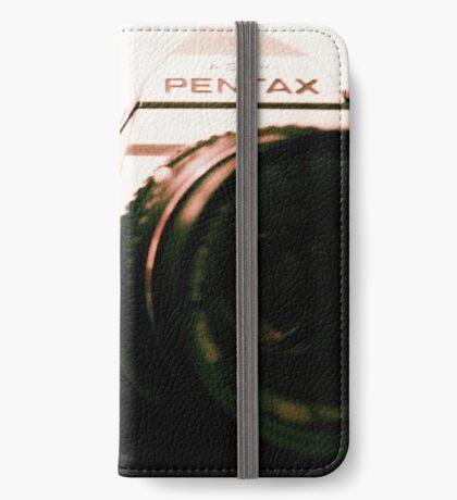 Pentax K1000 iPhone Wallet/Case/Skin