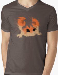 #098 Mens V-Neck T-Shirt