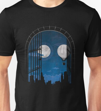 Ghost of This City - Aosuke  Unisex T-Shirt