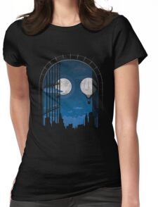 Ghost of This City - Aosuke  Womens Fitted T-Shirt