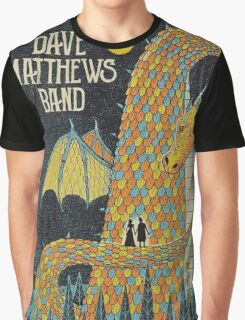 Dave Matthews Band - Saratoga Performing Arts Center 2016 Graphic T-Shirt
