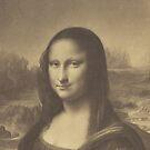 Mona Lisa by T-ShirtsGifts