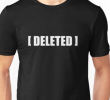 [DELETED] Unisex T-Shirt