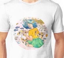 Ocean girl Unisex T-Shirt