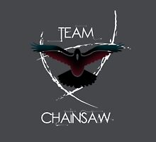 Team Chainsaw Women's Fitted V-Neck T-Shirt