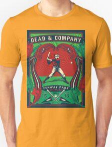 DEAD &COMPANY BostoN 2016 NEW Collection Unisex T-Shirt